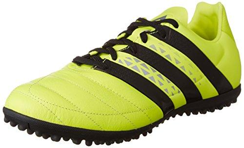 adidas Herren Ace 16.3 Tf Leather Fußballschuhe Gelb (Amasol / Negbas / Plamet)