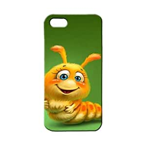 BLUEDIO Designer 3D Printed Back case cover for Apple Iphone 5 / 5S / SE - G5305