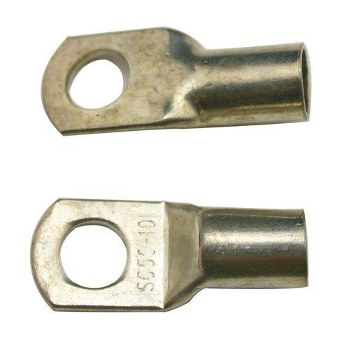 Chuzhao Wu in ottone resistente crimpare Restringibili terminali ad anello (Sc 50-10) per terminali batteria hole (confezione da
