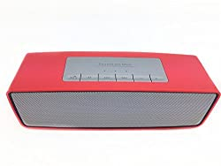LG Volt COMPATIBLE MINI Bluetooth Multimedia Speaker System with / Pen Drive / SD Card by- sampi