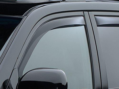 Preisvergleich Produktbild Weathertech 70617 Windabweiser auto für Focus 2004 - 2007-Windabweiser Front