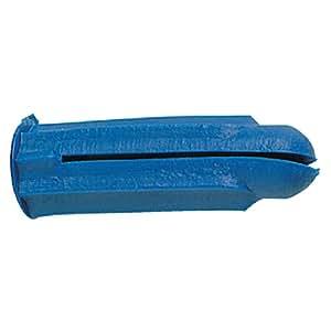 Crampon - Cheville crampon ® / 15 - 4 à 7 mm BLEU SP vis a colliers