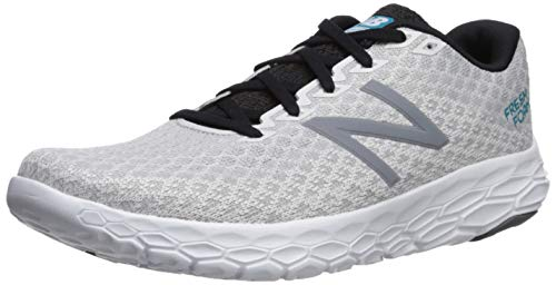 New Balance Fresh Foam Beacon Neutral, Scarpe Running Uomo, Blu (Petrol/Flame/White PF), 43 EU