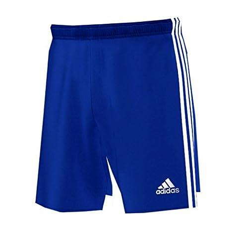 Adidas REGI 14 SHO WB Junior Fußball Short (blau/weiß, 152)