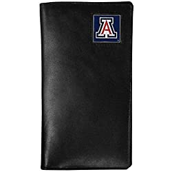 NCAA Arizona Wildcats Tall Leather Wallet