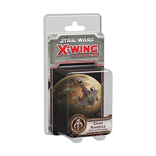 Star Wars: X-Wing - Caza Kihraxz, juego de mesa (Edge Entertainment EDGSWX32)