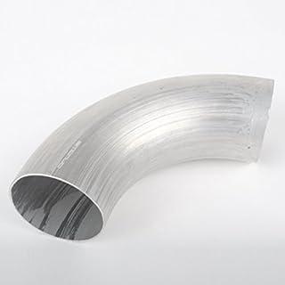 Ø 22mm Aluminium Rohrbogen 90° ( AlMgSi0,5 Alubogen )