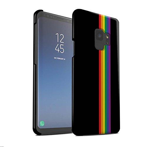 Gay Pride Zubehör - Stuff4® Matte Snap-On Hülle/Case für Samsung