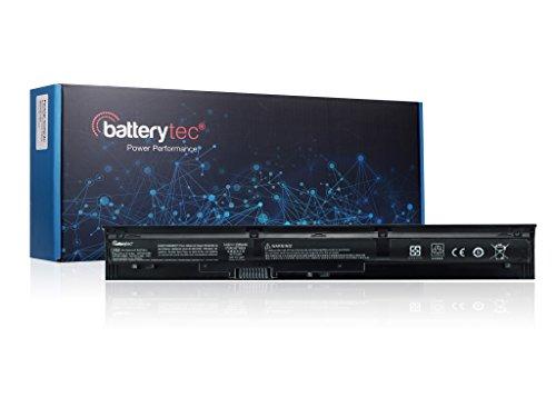 Batterytec® Batterie pour HP VI04 HP HSTNN-DB6I HSTNN-DB6K HSTNN-LB6J HSTNN-LB6K, HP Envy 14 15 17, HP Pavilion 15 17, HP ProBook 440 440 G2 Series, HP ProBook 445 445 G2 Series, HP ProBook 450 450 G2 Series, HP Beats Special Edition 15 Series. [14.4V 2200mAh, 12 mois de garantie]
