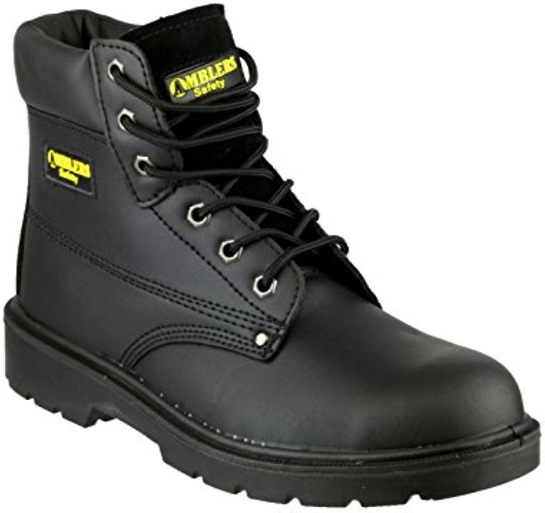 Amblers Safety FS159 Safety S3 Black Size 42