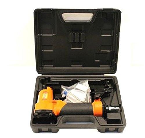 Agrafeuse agrafeuse cloueuse à air comprimé pneumatique 6–16mm (no Clous)