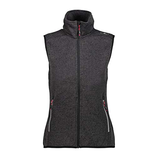 CMP Damen Fleece Kapuze Weste