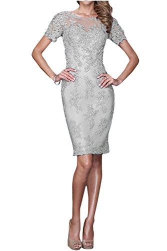 Victory Bridal - Robe - Crayon - Femme Silber