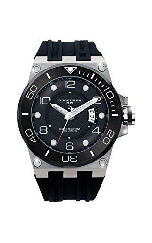 09cb89252d15 Men s Watches - Jorg Gray JG9600-12 Black w  Stainless Swiss Mens ...
