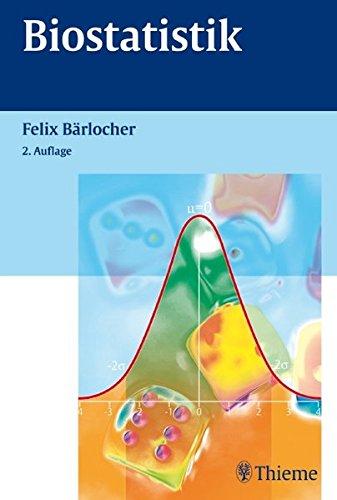 Biostatistik: Praktische Einführung in Konzepte und Methoden. Zus.-Arb.: Felix Bärlocher 54 Abbildungen 20 Tabellen