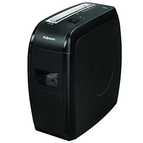 21Cs Partikelschnitt Aktenvernichter (P-4) (12 Blatt Papierschredder mit SafeSense Technologie für Zuhause) ()