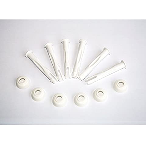 Intex Replacement Joint Pins & Seals 13'-24' Above Ground Metal Frame Pools 6