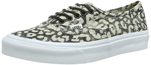 Vans U Authentic Slim Scarpe da Ginnastica, Unisex Adulto, Multicolore (Washed), 37