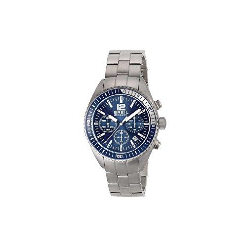 montre chronographe Breil pour homme Midway TW1632 style décontracté cod. TW1632