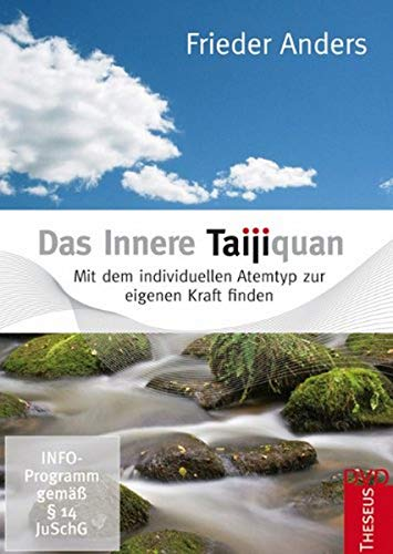 Frieder Anders - Das Innere Taijiquan (2 DVDs) - Chi Chi-therapie