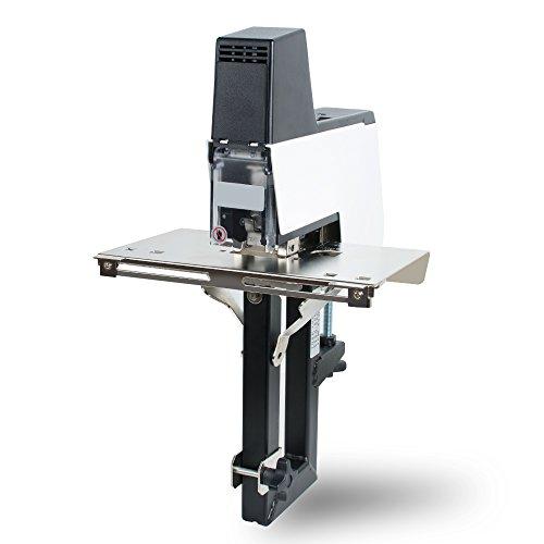 Funwill, macchina cucitrice a pedale, unisce da 2 a 50 fogli, resistente, con piatto elettrico e sella, da 220V