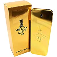 Paco Rabanne 1 Million Eau de Toilette, Uomo, 200 ml