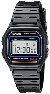 Casio W59-1V Montre (B000GB1RDM) | Amazon price tracker / tracking, Amazon price history charts, Amazon price watches, Amazon price drop alerts