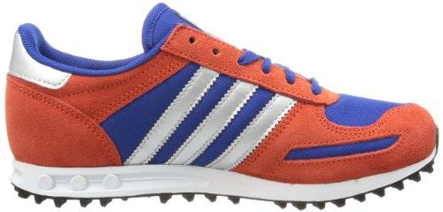 adidas Originals La Trainer G95256 Baby Jungen Lauflernschuhe Rot (Hi-Res Red F13/Pride Ink F13/Running White Ftw)