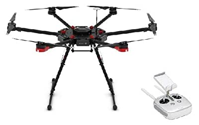 "DJI CP.SB.000242 ""Official Matrice"" 600 Drone Designed for ""JP"" Filmmakers and Industrial Applications"