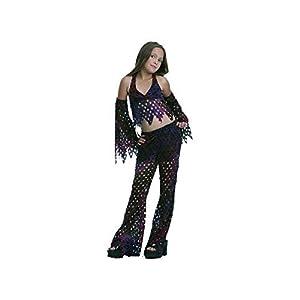 Atosa 52507-Disfraz-Niña-Vampiro-Tamaño 4