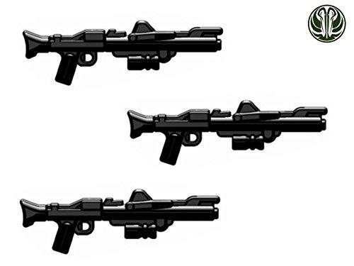 3x DC-15 Blaster Gewehr custom Waffen für Lego Star Wars Figuren - Custom Star Lego Wars