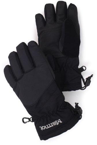 Marmot Kinder Skihandschuh Glade, black, 3(S), (Kind Handschuhe Falcon)