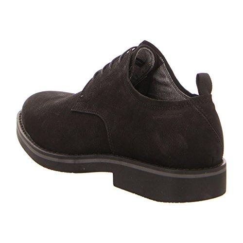 Vagabond  4272-050-20, Chaussures de ville à lacets pour homme Noir