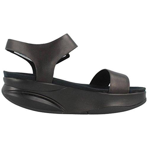 Sandalen/Sandaletten, farbe Schwarz , marke MBT, modell Sandalen/Sandaletten MBT MANNI W Schwarz Schwarz