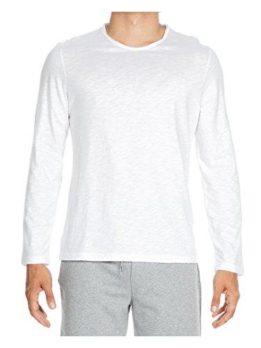 HOM 3er Pack Geoffroi Long Shirt White