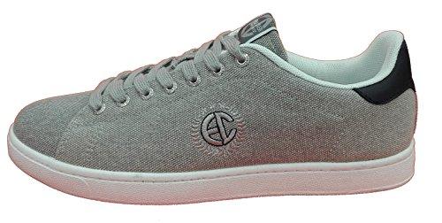 enrico coveri gran torino sneakers uomo comfort grigio 41 taglia