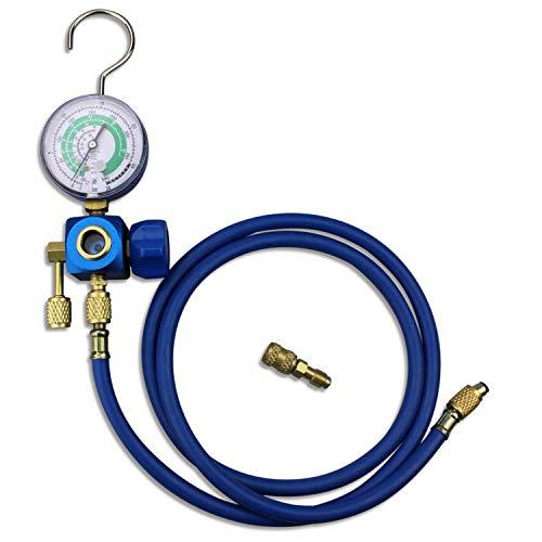BACOENG Equipo del indicador de la manguera de medición de la recarga del refrigerante del aire acondicionado...