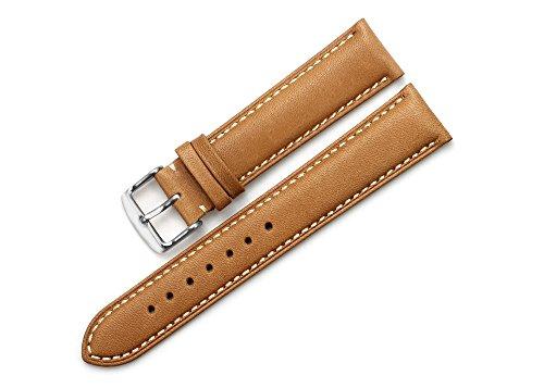 istrap-20-mm-correa-para-reloj-de-piel-autentica-wrisband-acolchado-hebilla-de-acero-banda-de-punto-