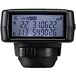 Solmeta GMAX-GF Photo/Video GPS BDS Dual-positioning Geotagger & Bluetooth Shutter Release for Nikon camera D750, D610, D7200, Df & Coolpix A...with 4GB Flash,1900mAh Li-ion, Altimeter,eCompass,LCD...