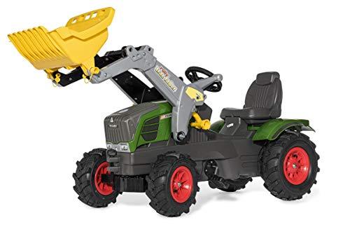 Fendt Trettraktor Rolly Toys rollyFarmtrac Fendt Vario 211 (Sitz verstellbar, Luftbereifung, Alter 3-8 Jahre, Front- und Heckkupplung) 611089