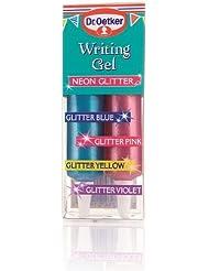 Dr Oetker Neon Glitter Icing