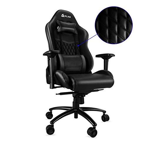 KLIMTM Esports - Chaise Gamer Très Haute Qualité - Finitions Soignées - Ajustable - Ergonomique - Inclinable - Confortable - Siege Bureau - ... 7