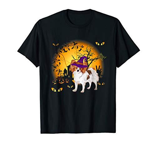 Lustiges Papillon Halloween Kostüm Tee Shirt (Damen Hausgemachte Kostüm)