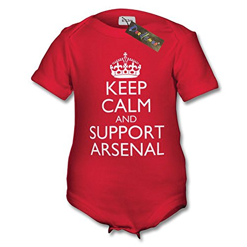 Keep Calm And Support Arsenal Ba...