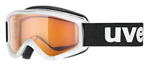Uvex Speedy Pro Kinder Skibrille, Weiß, One Size