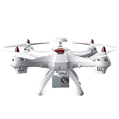 MiNi Advanced Quadcopter, With 1080P HD 180° Wide Angle Videocamera, 6-Axis Gyroscope Large Professional Drone, FPV WiFi Live Video, 5G GPS Smart Follow, One Key Return Home, RC Helicopter