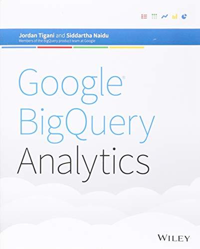 Google BigQuery Analytics por Jordan Tigani