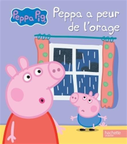 Peppa Pig Peppa a peur de l'orage