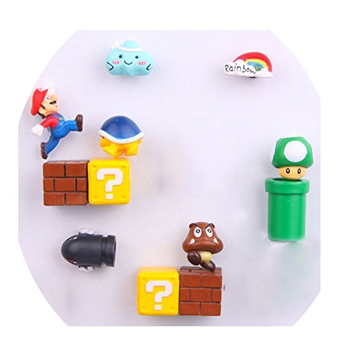 Super Mario imanes de nevera