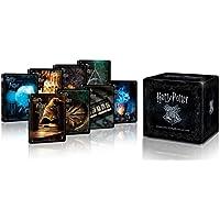 Harry Potter l'intégrale des 8 films - Edition limitée Steelbook - Le monde des Sorciers de J.K. Rowling - Blu-ray